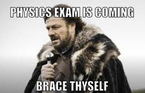 Physics Exams