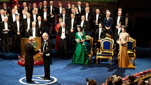 Physicists Nobel Prize