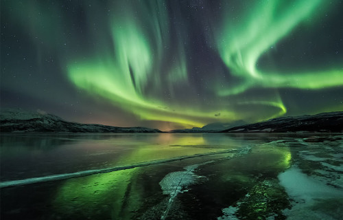 Physics of Aurora Borealis