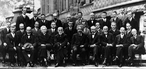 Physicists of the past