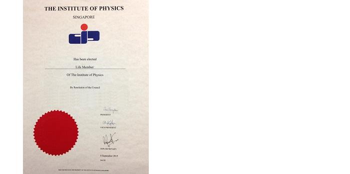 Institute of Physics Singapore